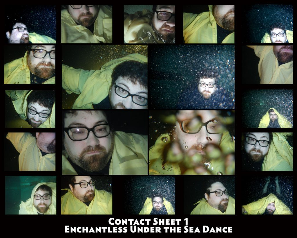 Experimental Underwater Photography